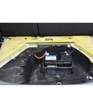 RK Design Battery Relocation *KIT* for Mégane R.S.