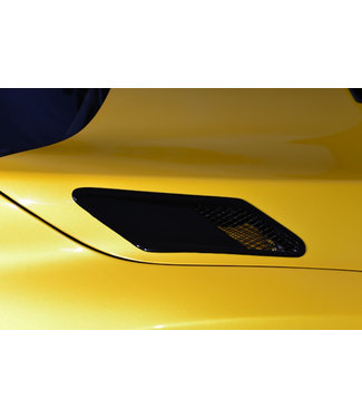 RK Design Air Outlets for Mégane R.S.