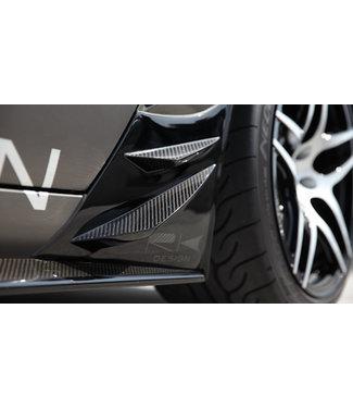 RK Design Side Diffusers for Corvette ZR1