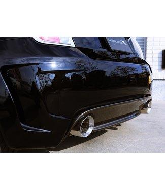 RK Design Rear Diffuser for Abarth 500/595