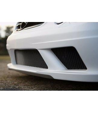 RK Design Front Bumper Spoiler for Mercedes AMG CLK63