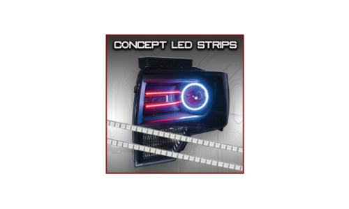 Concept LED Strips
