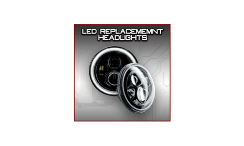 LED Replacement Headlights