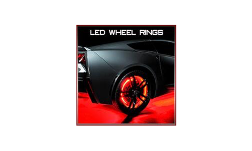 LED Wheel Rings