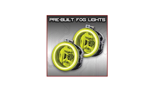 Pre-built Fog Lights