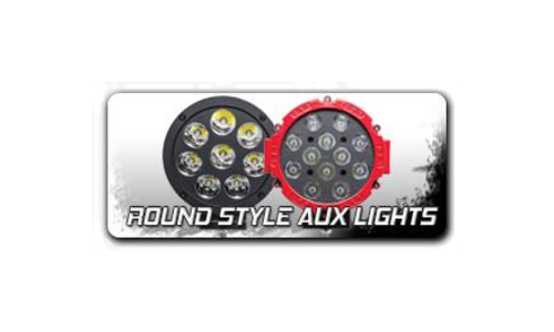 Off-Road Round LED Lights