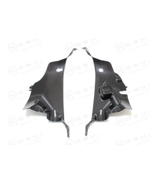 Koshi Group Ducati Panigale V4 S air tube covers