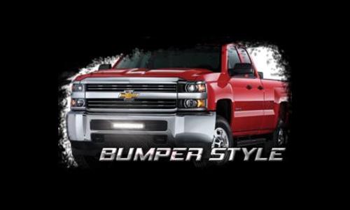 Off-Road Bumper Style Brackets