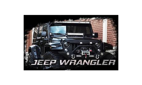 Off-Road Wrangler Specific Brackets