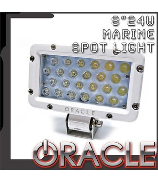 "Oracle Lighting ORACLE Marine 8"" 24W LED Spreader Light"