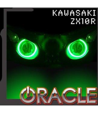 Oracle Lighting 2006-2010 Kawasaki ZX-10R ORACLE Motorcycle Halo Kit