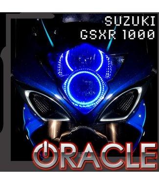 Oracle Lighting 2006-2007 Suzuki GSX-R 1000 ORACLE Motorcycle Halo Kit