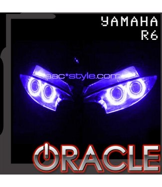 Oracle Lighting 2003-2005 Yamaha R6 ORACLE Motorcycle Halo Kit