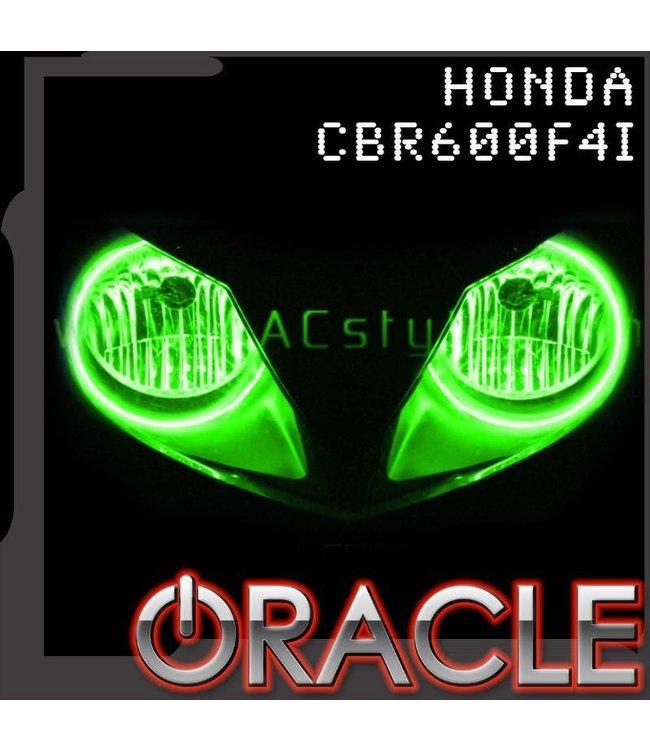 Oracle Lighting 2001-2006 Honda CBR600F4i ORACLE Motorcycle Halo Kit