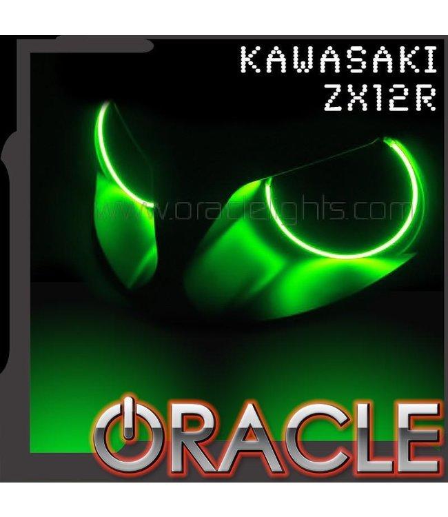Oracle Lighting 2000-2006 Kawasaki ZX-12R ORACLE Motorcycle Halo Kit