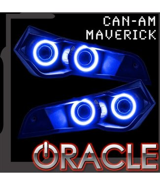 Oracle Lighting Can-Am Maverick ORACLE LED Halo Kit