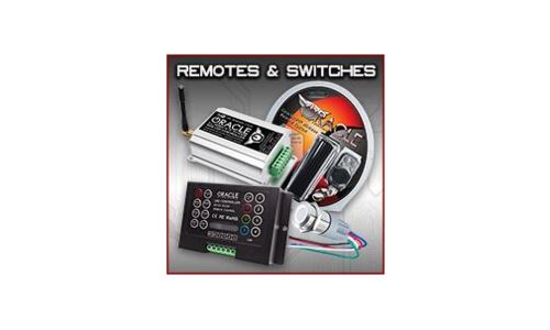 Remotes & Switches