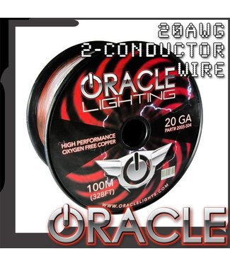 Oracle Lighting Oracle 20AWG 2-Conductor Installation Wire