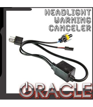 Oracle Lighting ORACLE H4 LED Warning Canceller