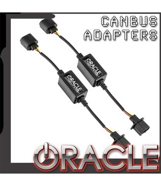 Oracle Lighting ORACLE LED CANBUS Flicker-Free Adapters (Pair)