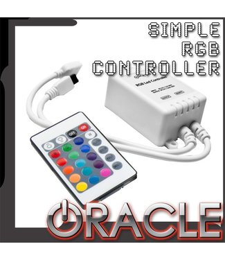 Oracle Lighting ORACLE Simple RGB Controller w/ Remote
