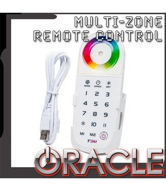 Oracle Lighting ORACLE Multi-Zone Remote Control - T3M