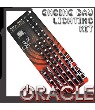 Oracle Lighting ORACLE Engine Bay LED Lighting Kit with Wireless Remote