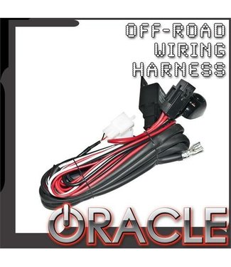 Oracle Lighting ORACLE Off-Road 40A Double Light Harness - Light Duty