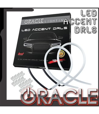 "Oracle Lighting ORACLE 18"" LED Accent DRLs (Pair)"