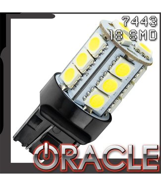 Oracle Lighting ORACLE 7443 18 LED 3-Chip SMD Bulb (Single)