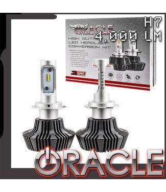 Oracle Lighting ORACLE H7 4,000+ Lumen LED Headlight Bulbs (Pair)