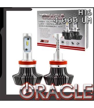 Oracle Lighting ORACLE H16 4,000+ Lumen LED Headlight Bulbs (Pair)