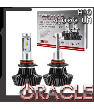 Oracle Lighting ORACLE H10 4,000+ Lumen LED Head Light /Fog Light Bulbs (Pair)