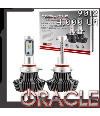 Oracle Lighting ORACLE 9012 4,000+ Lumen LED Headlight Bulbs (Pair)