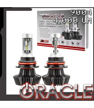 Oracle Lighting ORACLE 9004 4,000+ Lumen LED Headlight Bulbs (Pair)