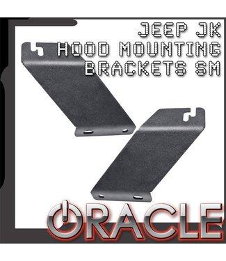 Oracle Lighting ORACLE Jeep JK Hood Mounting Brackets SM (Pair)