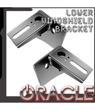 Oracle Lighting ORACLE Jeep JK Lower Windshield Light Mount Brackets (Pair)