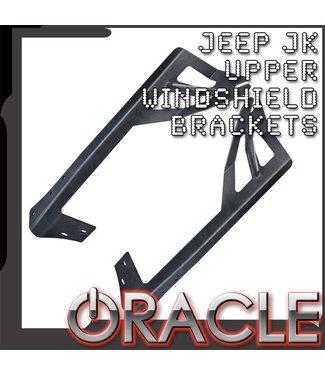 Oracle Lighting ORACLE Jeep JK Upper Windshield Brackets (Pair)
