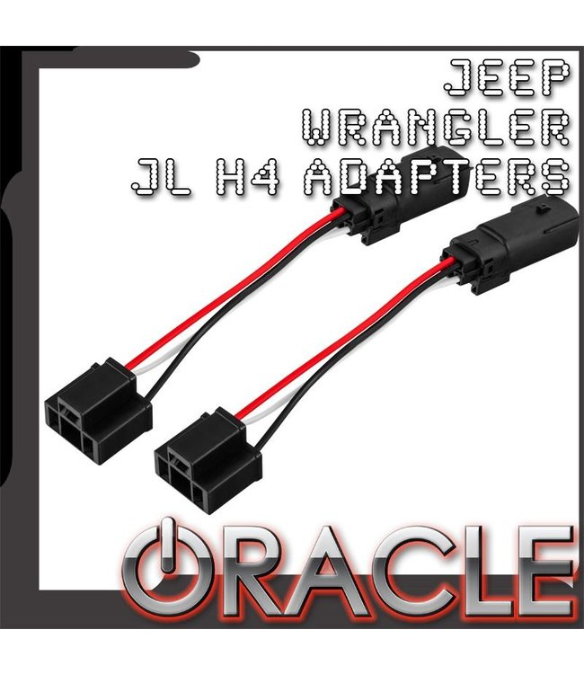 2018-2019 Jeep Wrangler JL Plug & Play H4 Headlight Wiring ... on hyundai veloster headlight wiring, jeep xj headlight wiring, 1987 jeep cj7 wiring, ford aspire headlight wiring, jeep yj nutter bypass, porsche 911 headlight wiring, vw golf headlight wiring, dodge neon headlight wiring, jeep wrangler jk headlights, chevy cobalt headlight wiring,