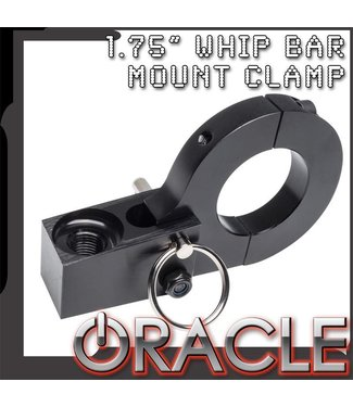 """Oracle Lighting ORACLE Off-Road 1.75"""" Whip Bar Folding Mount Clamp"""