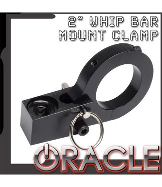 """Oracle Lighting ORACLE Off-Road 2"""" Whip Bar Folding Mount Clamp"""