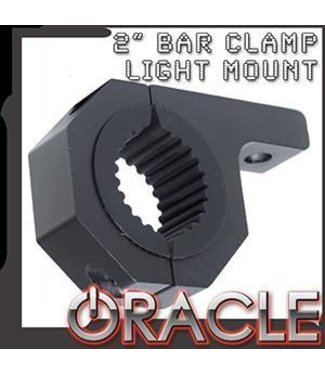 """Oracle Lighting ORACLE Off-Road 2"""" Aluminum Bar Clamp Mount"""