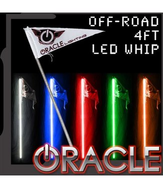 Oracle Lighting ORACLE Off-Road 4ft LED Whip - Single Color