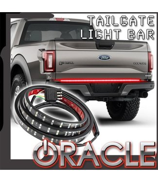 "Oracle Lighting ORACLE 60"" Double Row LED Truck Tailgate Light Bar"