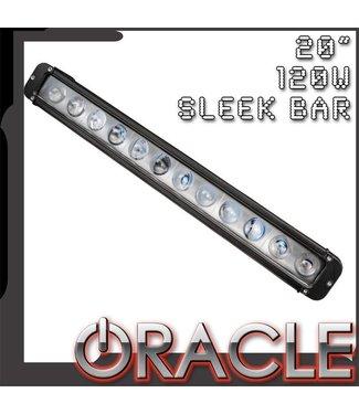 "Oracle Lighting ORACLE Off-Road 20"" 120W Sleek LED Light Bar"