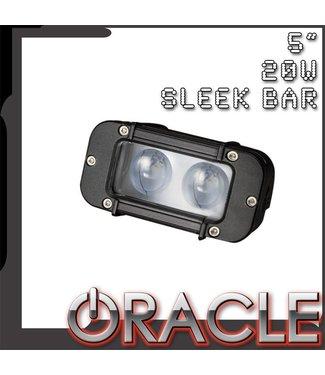 "Oracle Lighting ORACLE Off-Road 5"" 20W Sleek LED Light Bar"