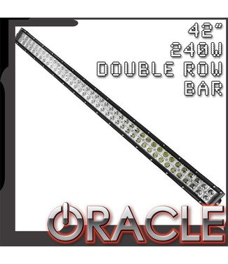 "Oracle Lighting ORACLE Off-Road 42"" 240W LED Light Bar"