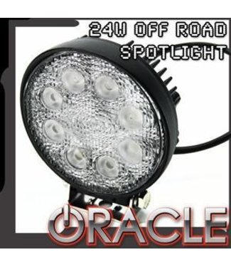 """Oracle Lighting ORACLE Off-Road 4.5"""" 24W Round LED Spot Light"""