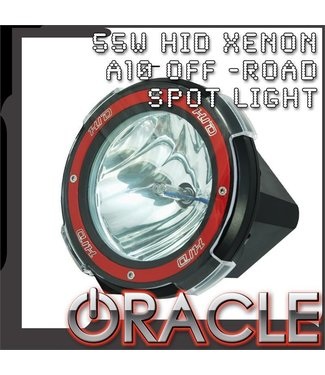 Oracle Lighting ORACLE Off-Road A10 55W HID Xenon Spot Light