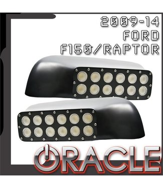Oracle Lighting ORACLE 2009-2014 Ford F150 / Raptor Off-Road Mirrors